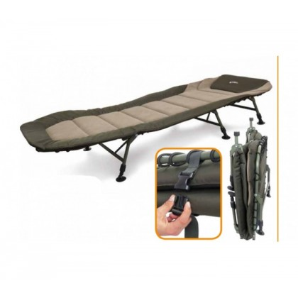 Легло Fox Warrior 6 Leg Bedchair