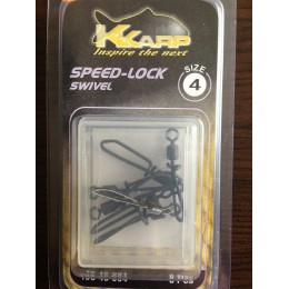 Вирбели K-KARP  Speed Lock